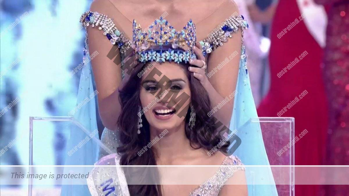 miss world 2017 wikipedia